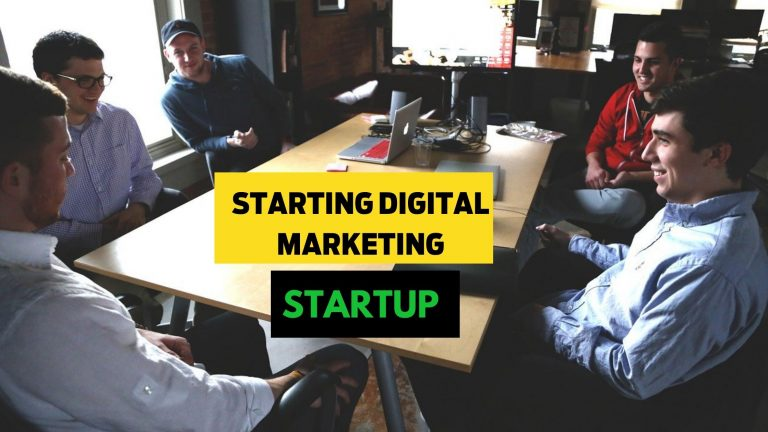 Starting A Digital Marketing Startup In India (Be 100% Sure)