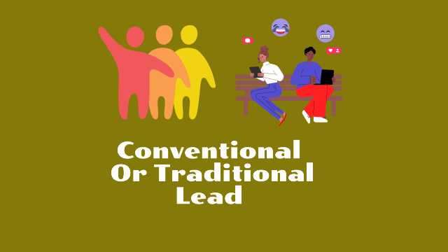 traditional leads